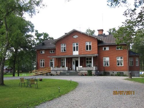 Mysiga Sörby Herrgård en bit utanför Arboga