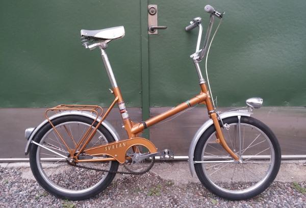svalan cykel kvalitet